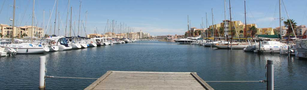 Port de port leucate port de plaisance port nature en m diterran e - Port leucate office du tourisme ...
