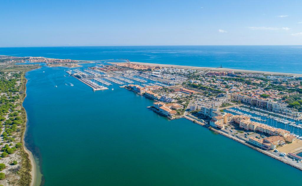 Accueil - Port de plaisance de Port Leucate - 10 juillet 2021